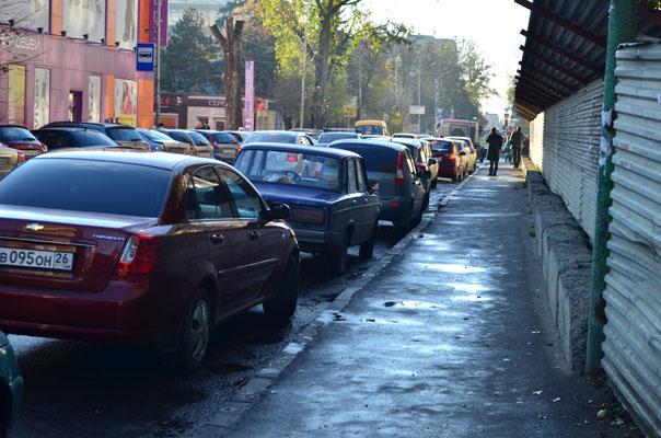 За незаконные парковки берутся всерьёз