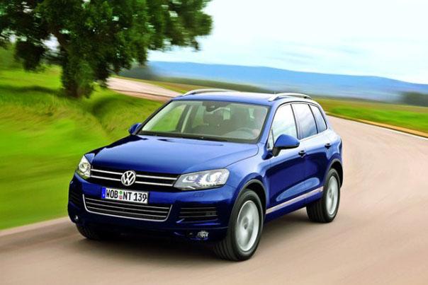 Volkswagen выпустит кроссовер для России и США