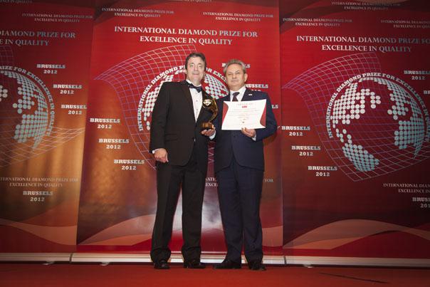 Ректору Ставропольского государственного аграрного университета Владимиру Трухачёву вручена международная премия