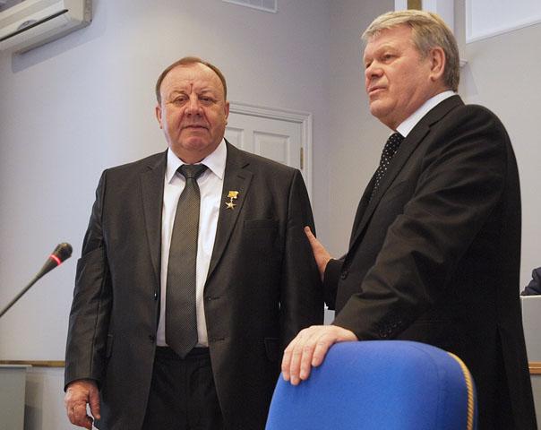 Губернатор встретился с депутатами краевой Думы