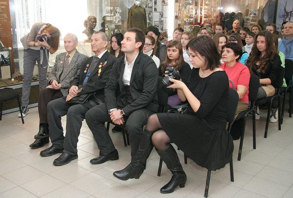 В музее «Память» наградили победителей детского художественного конкурса ко Дню освобождения Ставрополя