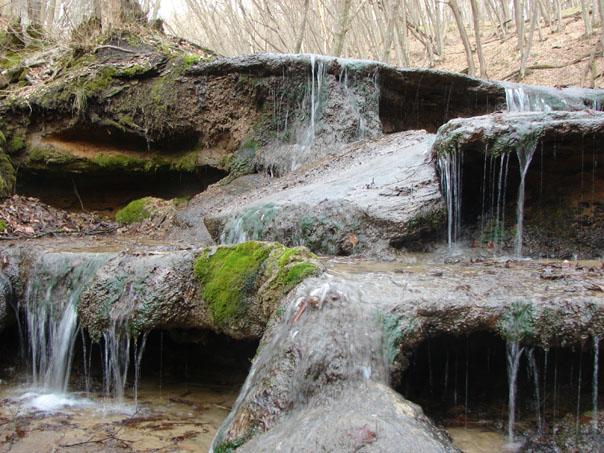 Вплетенные в природу минувшего следы