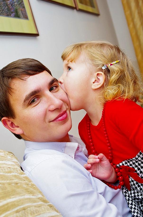 """Фотоконкурс """"Мой любимый папа"""""""