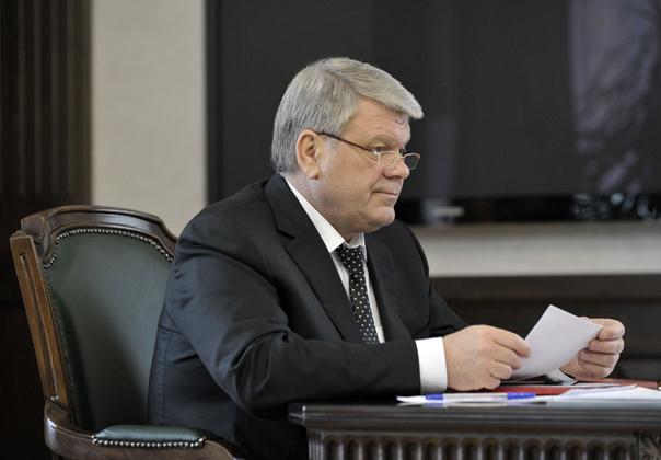 Валерий Зеренков: «Чтобы не было самоуправства, надо «закручивать гайки»