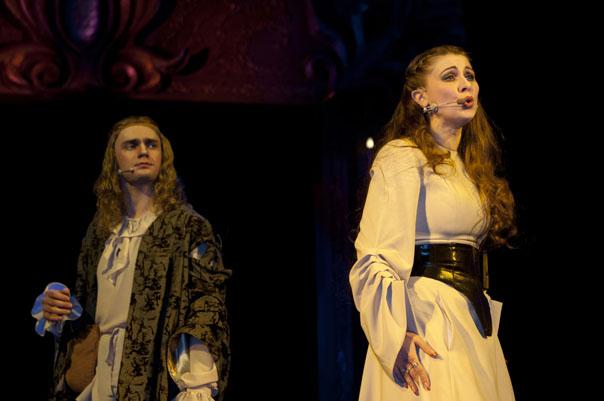 Весна в Ставрополе началась  с премьеры мюзикла «Леонардо»
