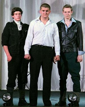 «Три товарища» на «Театральном перекрёстке»