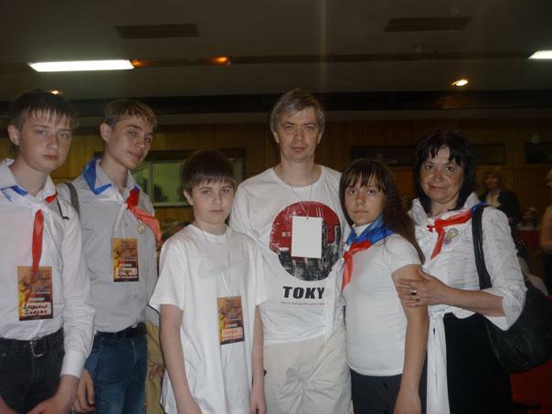 Юные карбышевцы побывали в Волжском