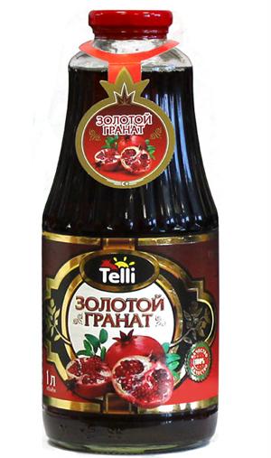 Гранатовый сок — с красителем