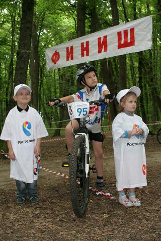 На велосипеде — по лесу и по жизни