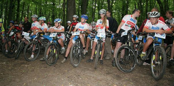 Ставропольцы демонстрируют успехи в велоспорте