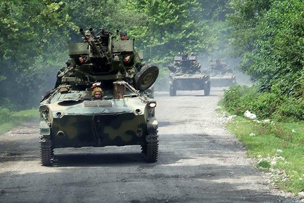 Возрождение гвардии началось с города Ставрополя