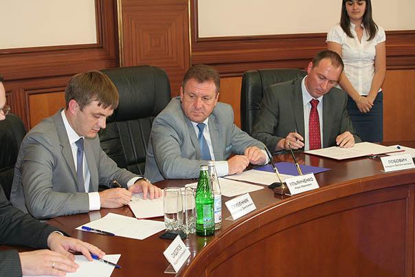 Налаживание торговых связей между Ставрополем и Минском