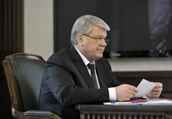 Валерий Зеренков: «Вместе со мной всегда трудятся профессионалы»