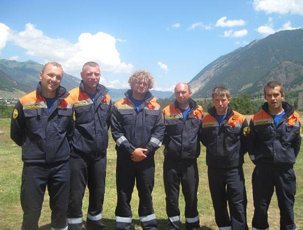 Большие учения в горах:  учись спасать летом!  Зимой будет жарко…