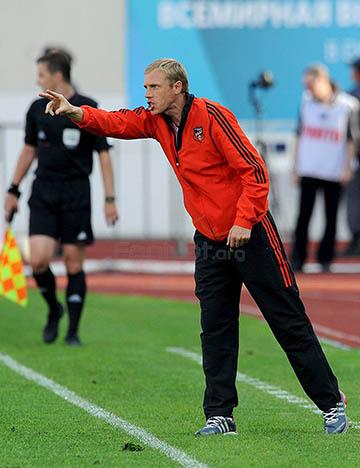 Василенко стал рулевым «Урала»
