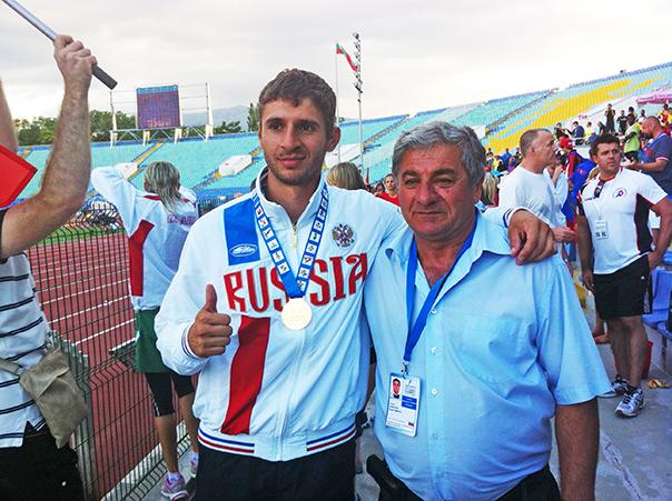 Ставропольские спортсмены отличились на Сурдлимпиаде