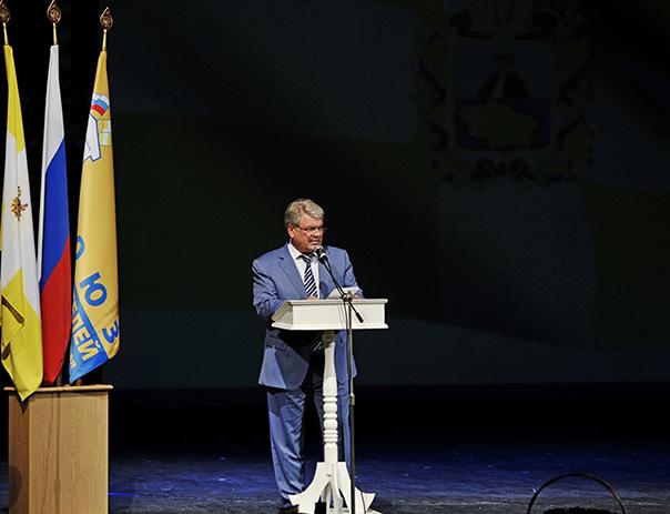 Валерий  Зеренков: Труд строителей – это основа основ