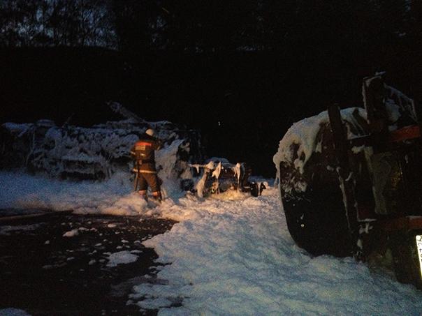 Шесть человек погибли в аварии