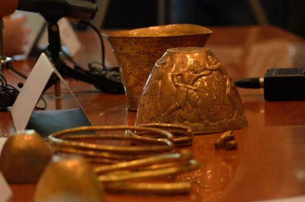 Откуда на Ставрополье скифское золото?