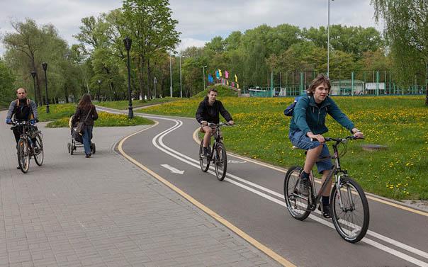 Велосипедисты в Ставрополе: как прошлое борется с будущим