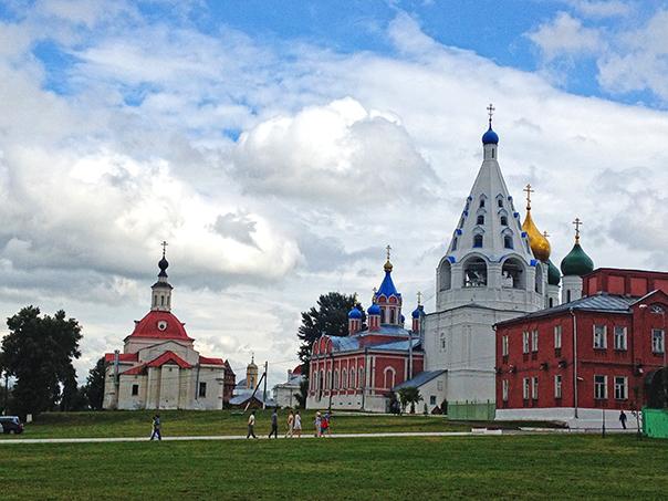 Древнее Москвы