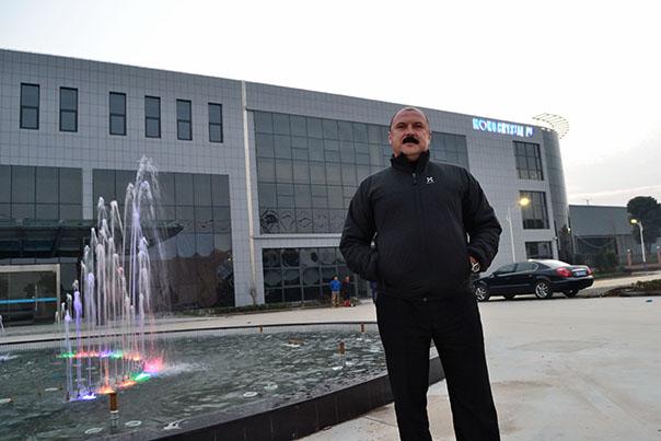 Ставрополец Андрей Кравченко стал первым русским, получившим статус почётного гражданина города Чаньчжоу