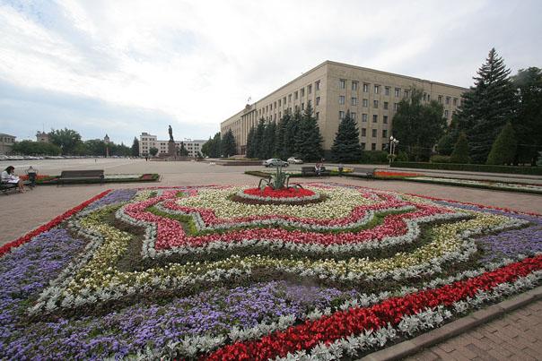 Ленинский район: сердце  не только города - всего края