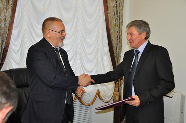 Ставрополь и Омск будут сотрудничать