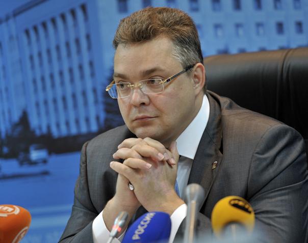 Губернатор Владимиров намерен опираться на молодые кадры