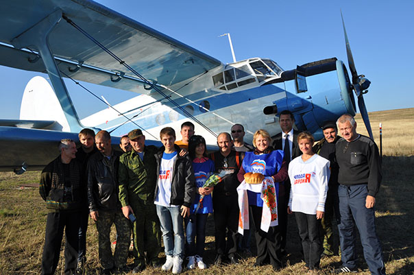 Ставропольский авиаклуб возрождается