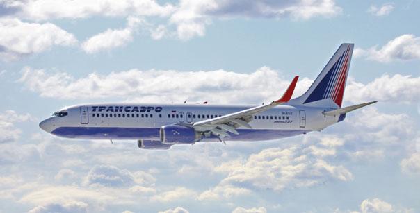 Авиакомпания «Трансаэро» 27 октября 2013 года впервые начинает выполнять регулярные полеты по маршруту Ставрополь – Москва