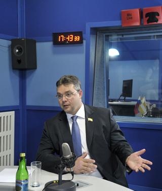 Владимир Владимиров: Сложно принимать решения, если не несешь за них всю полноту ответственности