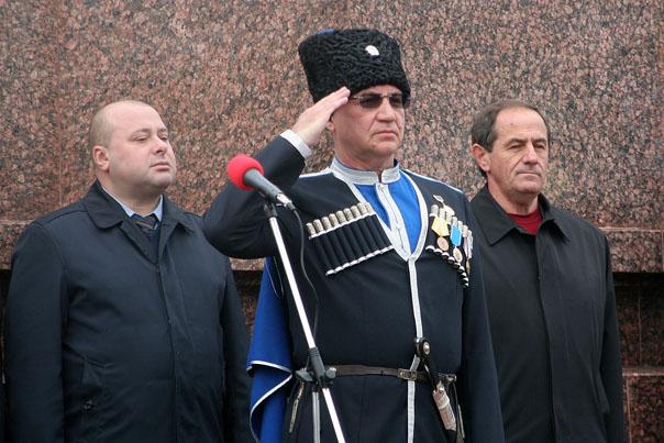 Атаман Терского войска подал прошение об отставке