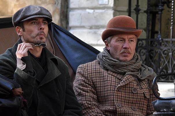 Андрей Панин вернется к зрителям в образе Ватсона