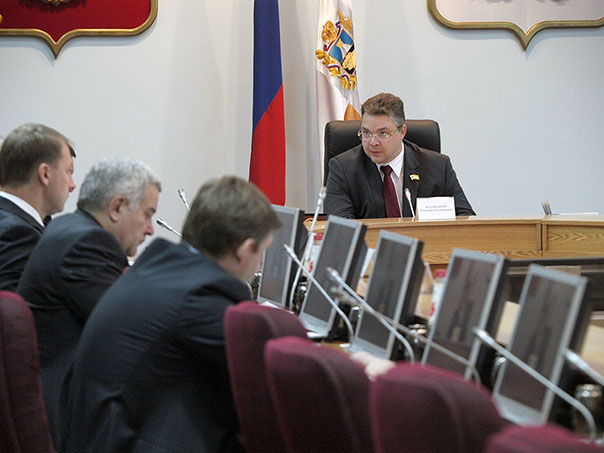 Утверждён проект краевого бюджета - 2014