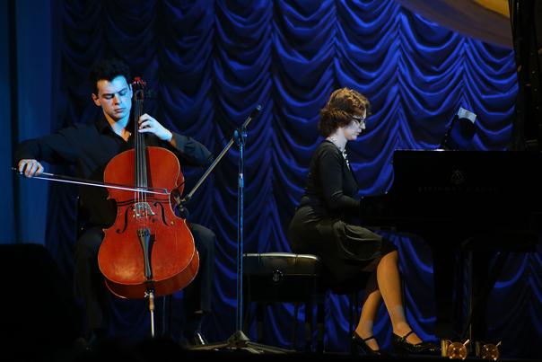 «Новые имена Ставрополья»  на сцене краевой филармонии