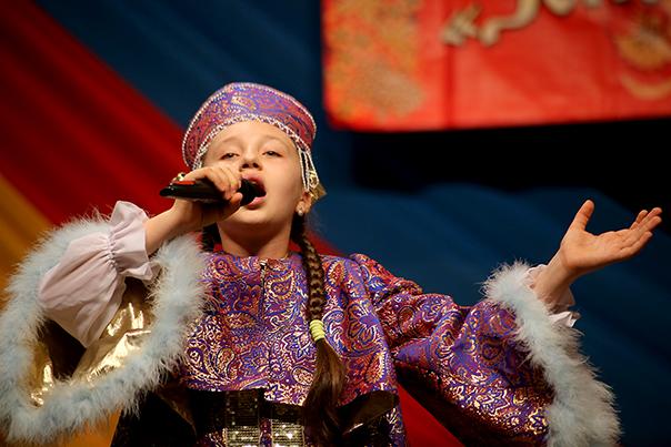 «Золотой самородок» народных традиций
