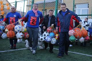 «Футбол — игра для всех»