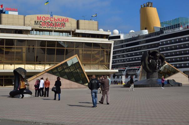 Чем живёт Украина. Часть первая. «Остановитесь. Улыбнитесь. Вы таки в Одессе!»