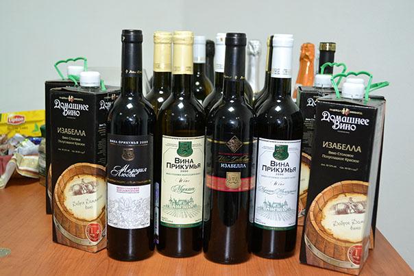 Лучшие вина: предпочтения ставропольцев