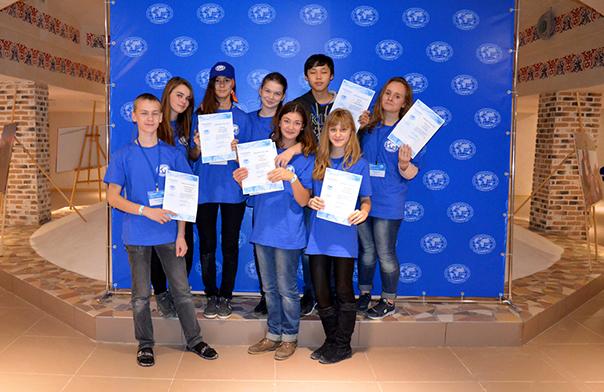 «Этномир» собрал молодых  активистов Русского  географического общества