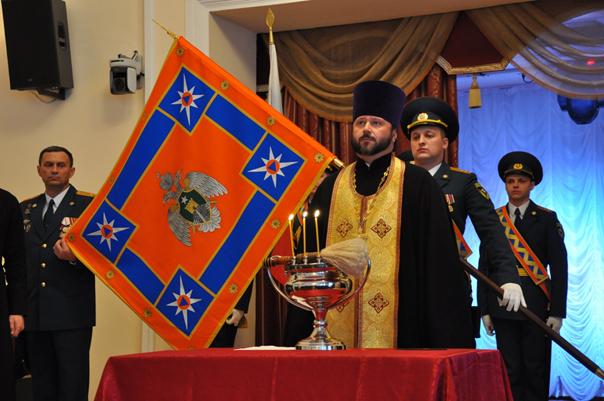Знамя – символ традиций!