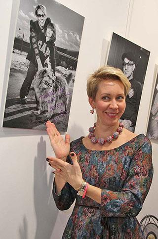 Татьяна Лазарева предпочитает дворняжек