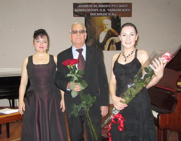 Концерт в подарок юным музыкантам