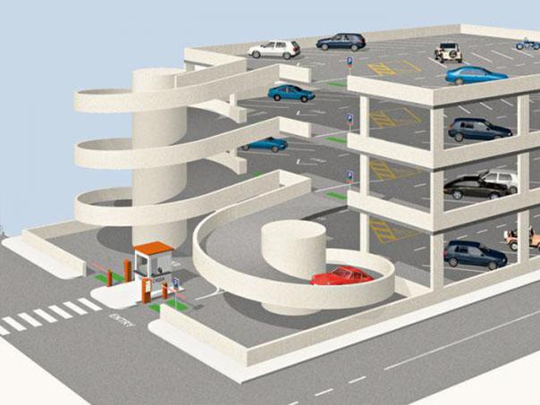 Первая многоуровневая парковка в Ставрополе откроется через год