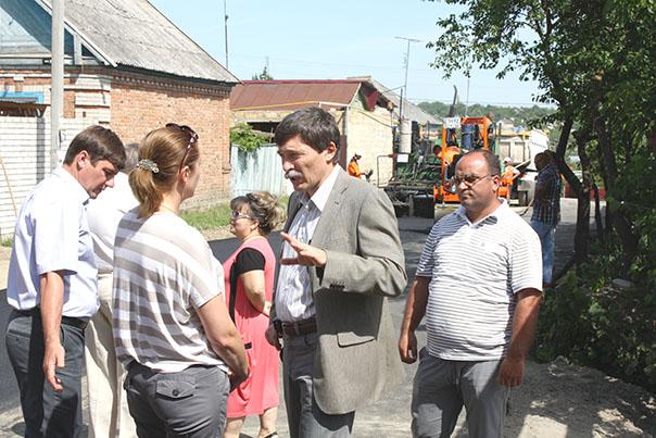 Дмитрий Судавцов:  «Наказы избирателей   выполняются»