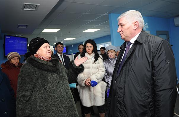 Андрей Джатдоев: «Задачу обслуживания населения на ближайшие два-три года мы решили»