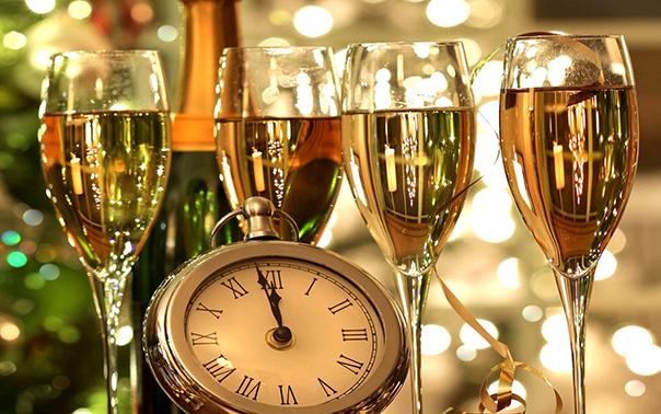Шампанское: звездный час