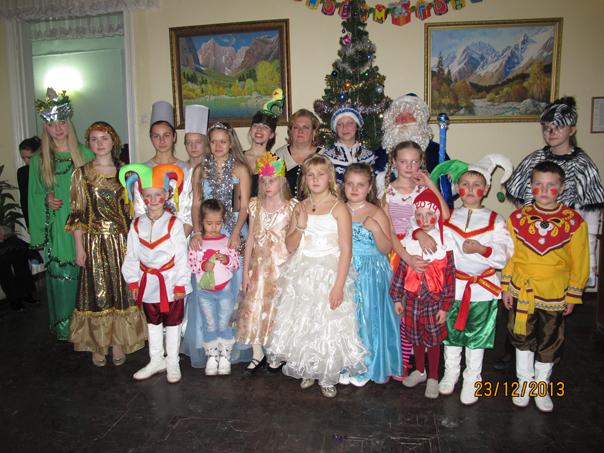 Новогодние подарки лошадки Фасольки и её друзей