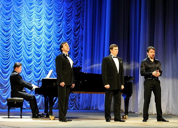 Ставропольская филармония: сезон блистательных премьер продолжается